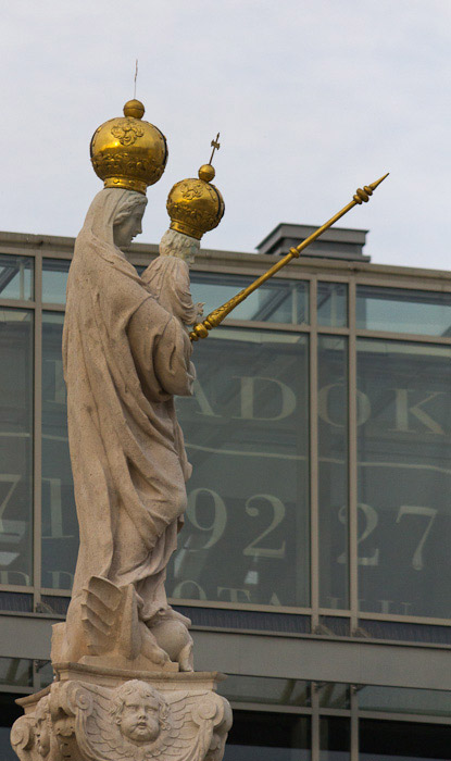 Статуя Св. Марии