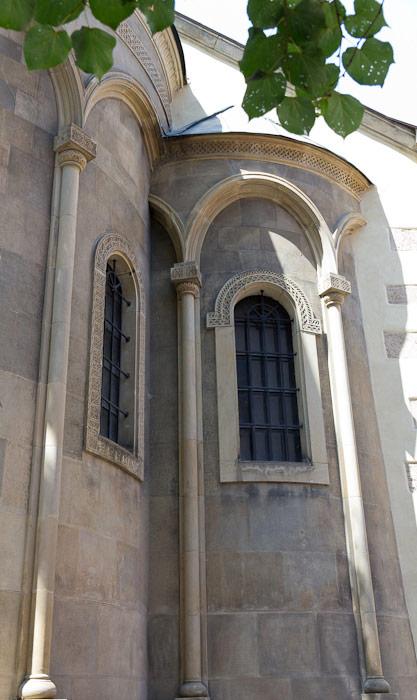 армянская церковь (внутренний двор)