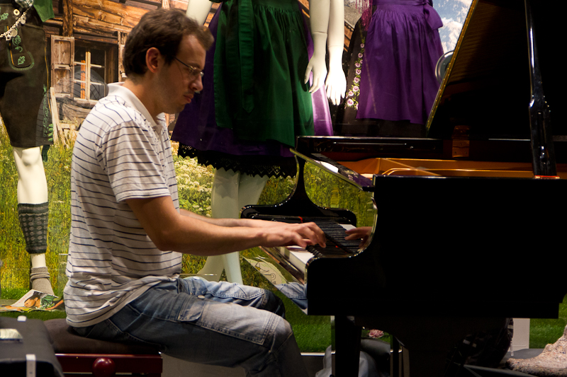 уличный пианист