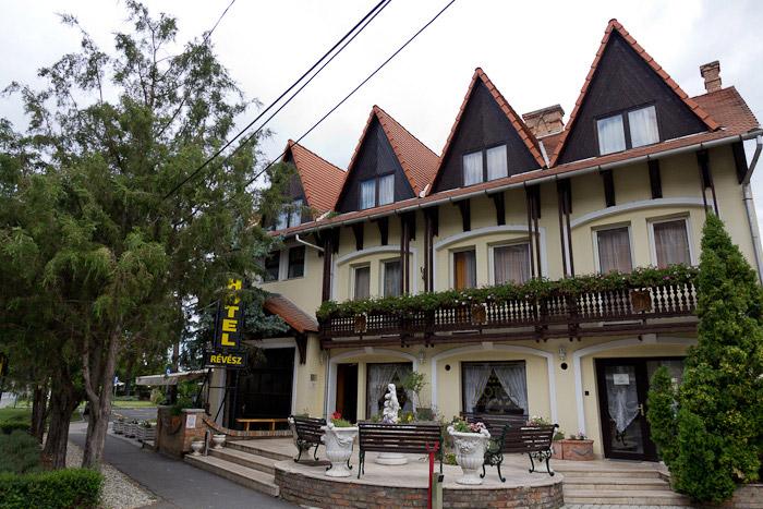 Révész Hotel, Győr - Татьяна Гладченко, 2012