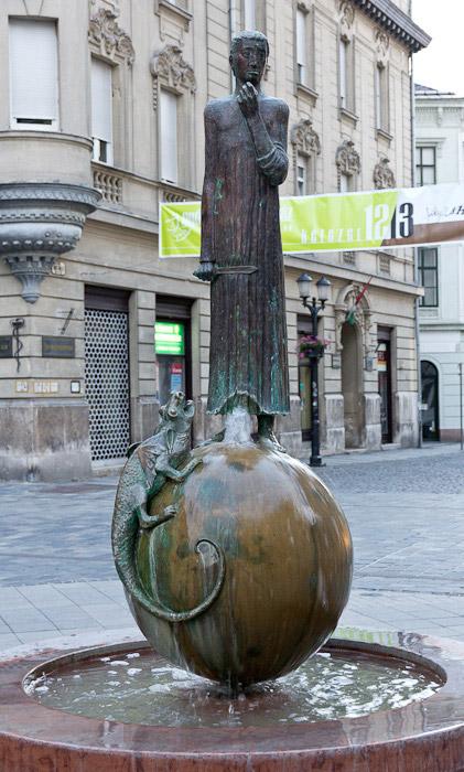 фонтан-памятник