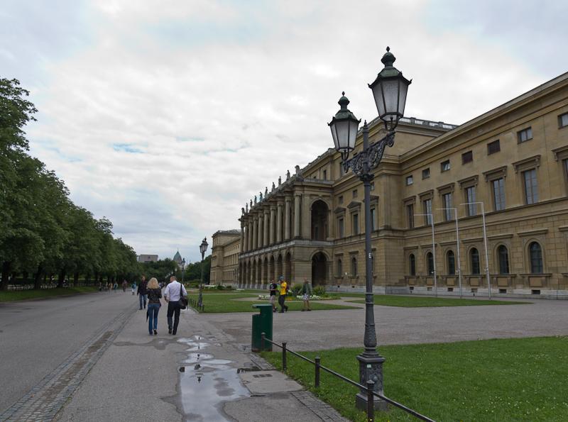 Мюнхенская резиденция (Münchner Residenz)