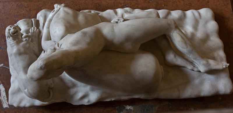 Антиквариум скульптура