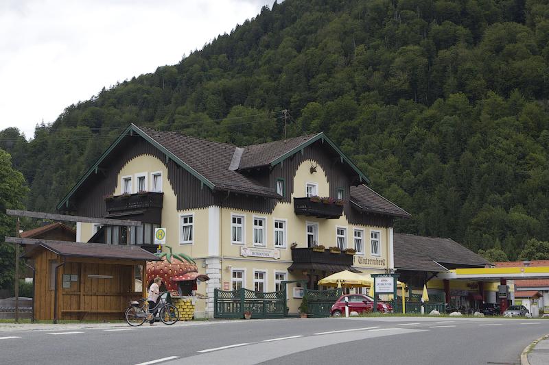 Типичное придорожное заведение в Баварии - Татьяна Гладченко, 2012