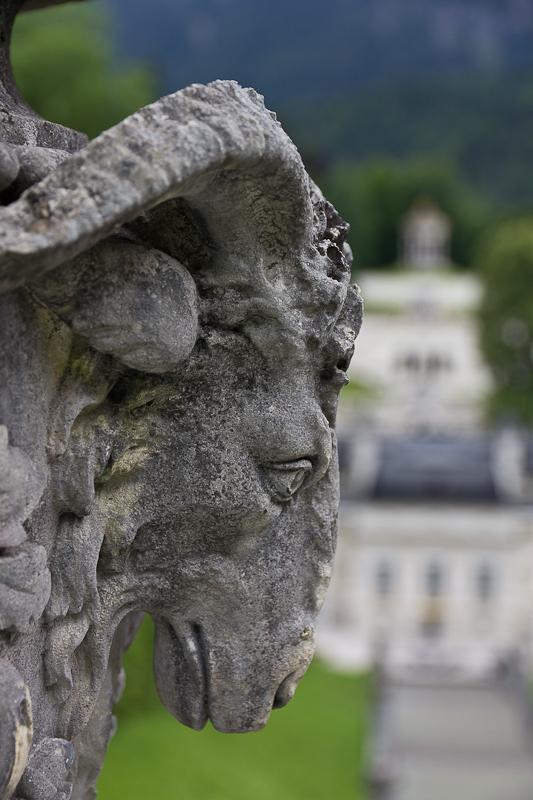 Schloss Linderhof, 2012