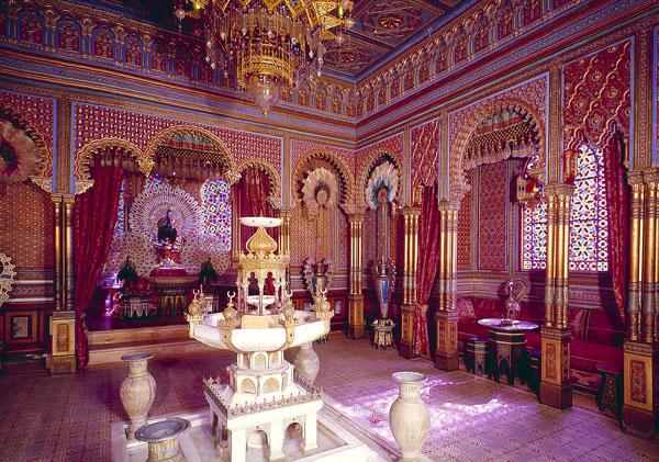 мавританский павильон