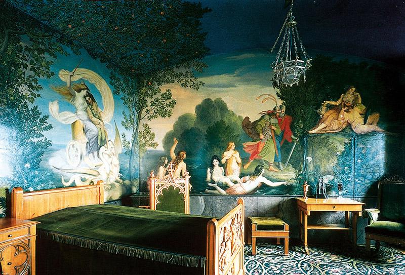 спальня Людвига
