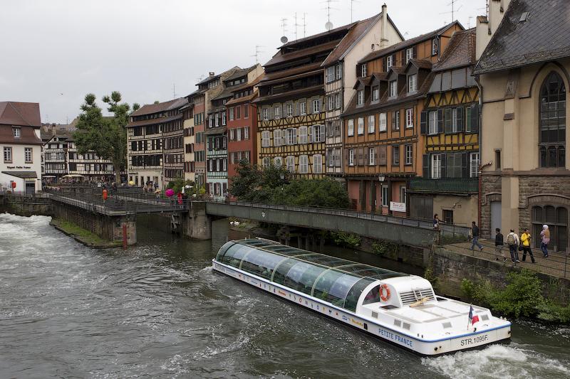 Шлюз - Страсбург (Strasbourg) - Татьяна Гладченко, 2012