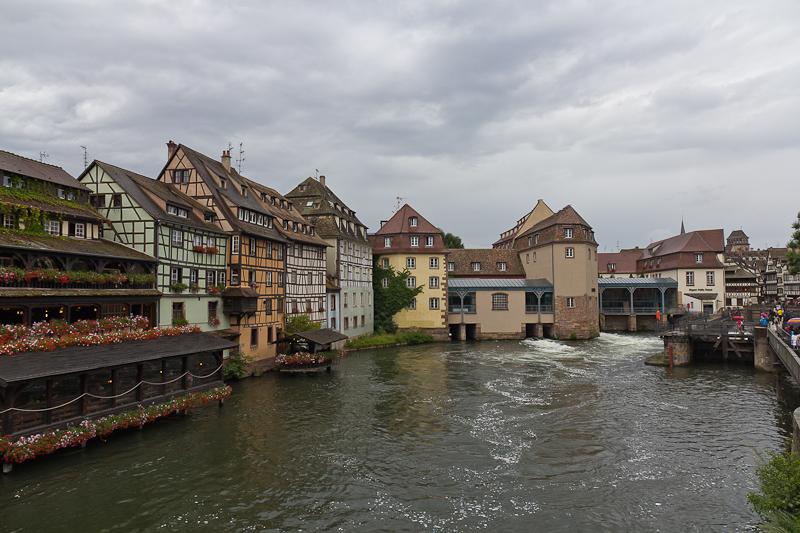 Маленькая Франция - Страсбург (Strasbourg) - Татьяна Гладченко, 2012