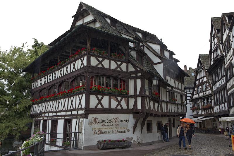 Дом кожевников - Страсбург (Strasbourg) - Татьяна Гладченко, 2012