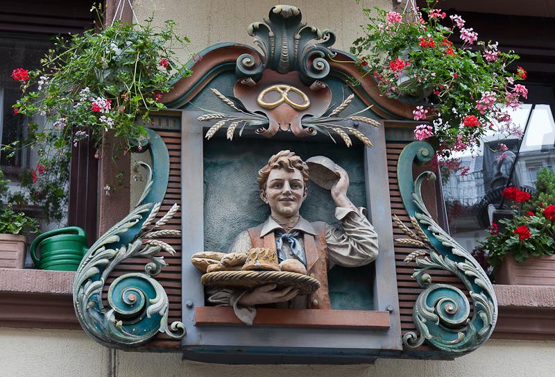 Булочная - Страсбург (Strasbourg) - Татьяна Гладченко, 2012