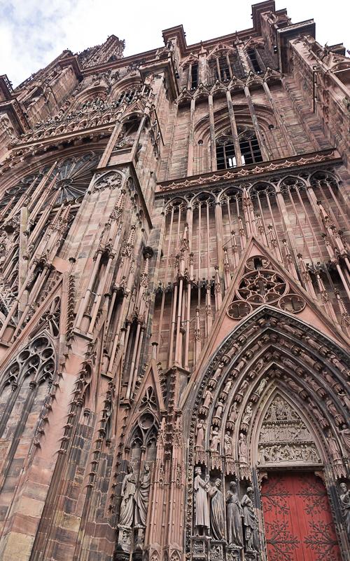Собор Девы Марии - Страсбург (Strasbourg) - Татьяна Гладченко, 2012