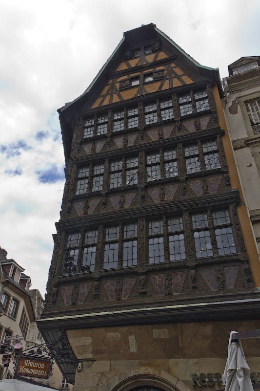 Дом Каммерцеля - Страсбург (Strasbourg) - Татьяна Гладченко, 2012