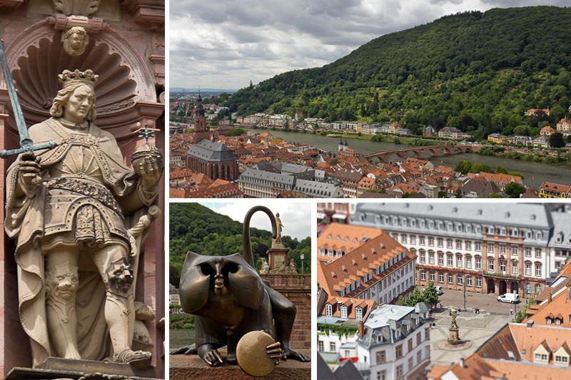 Гейдельберг (Heidelberg) - Татьяна Гладченко, 2012