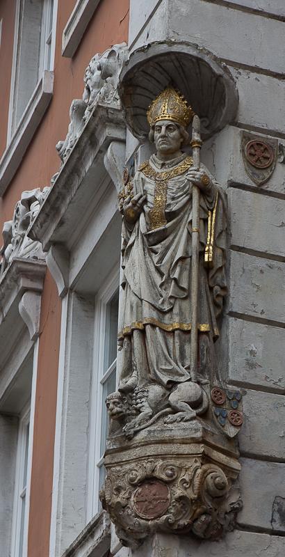 скульптурные украшения