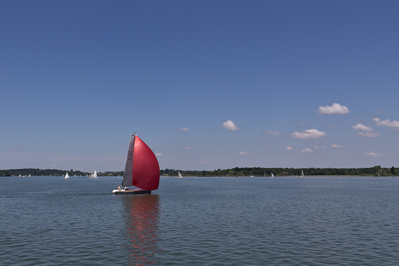 Озеро Мондзее ©Татьяна Гладченко, 2013