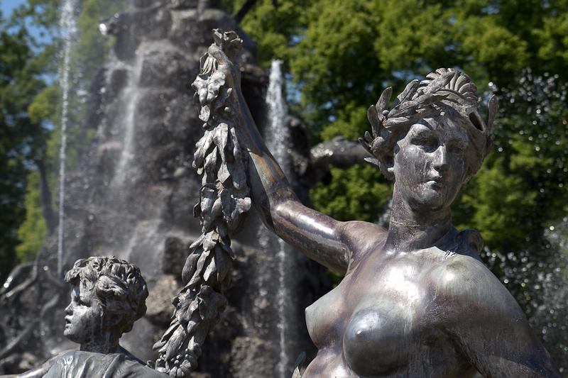 Дворец Херренкимзее © Татьяна Гладченко, 2013