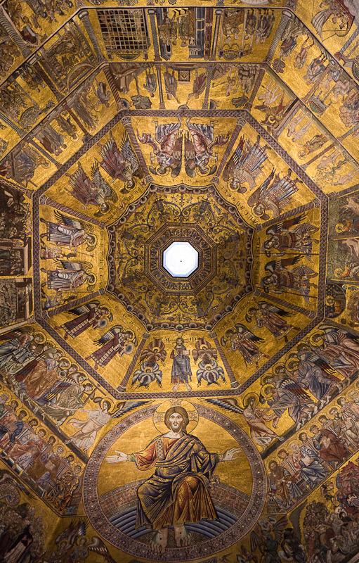 Баптистерий Святого Иоанна Крестителя во Флоренции © Татьяна Гладченко, 2013