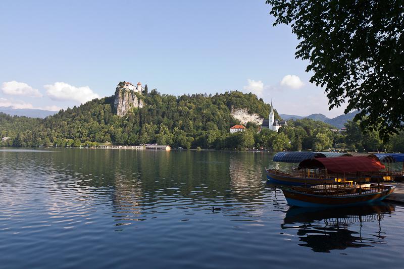 Блед, Словения ©Татьяна Гладченко, 2013