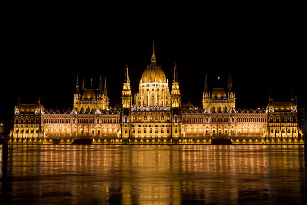 Парламент в Будапеште ©Татьяна Гладченко, 2013