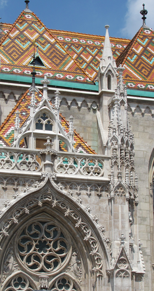 Церковь Святого Матиаша. 2010 г.