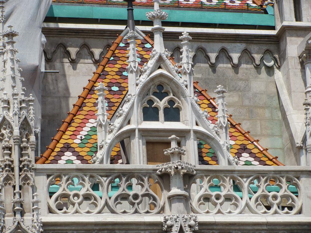 Будапешт. Церковь Святого Матьяша, 2010 г.