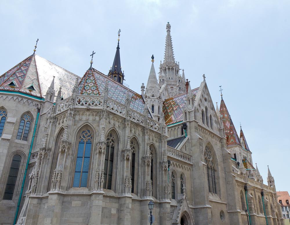 Церковь Святого Матьяша ©Татьяна Гладченко, 2013
