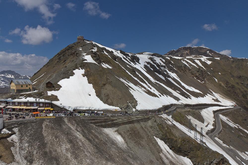 Перевал Стельвио (Passo dello Stelvio) © Татьяна Гладченко, 2013