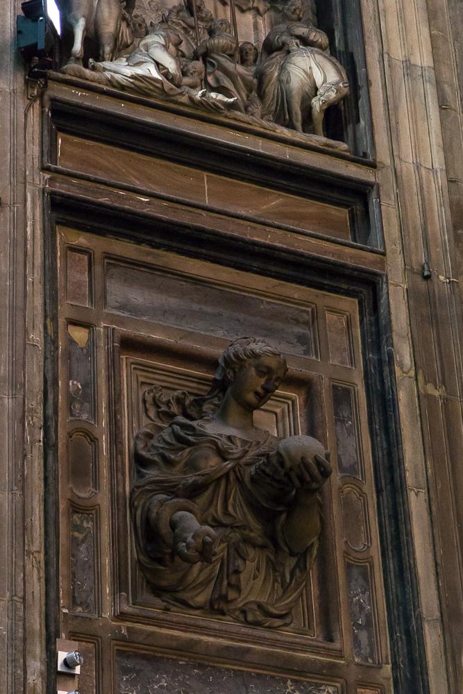 Милан. Дуомо. © Татьяна Гладченко, 2013