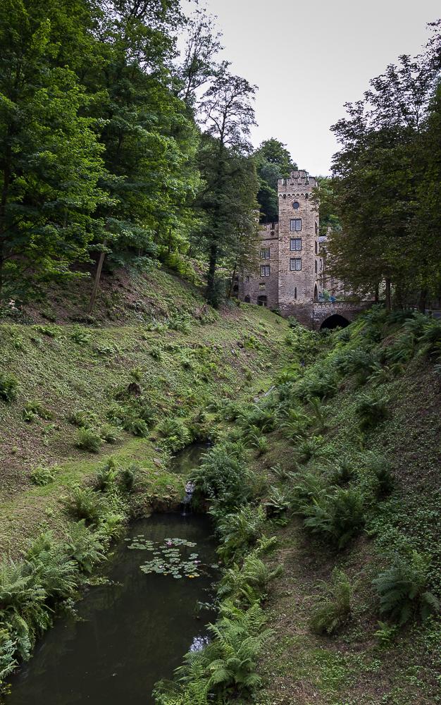 Замок Штольценфельс (Schloss Stolzenfels) ©Татьяна Гладченко, 2012