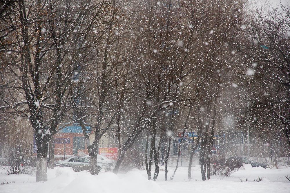 Падает прошлогодний снег... ©Татьяна Гладченко, 2013-2014