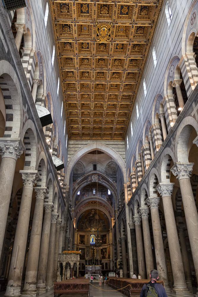 Кафедральный собор на Поле Чудес в Пизе ©Татьяна Гладченко, 2013
