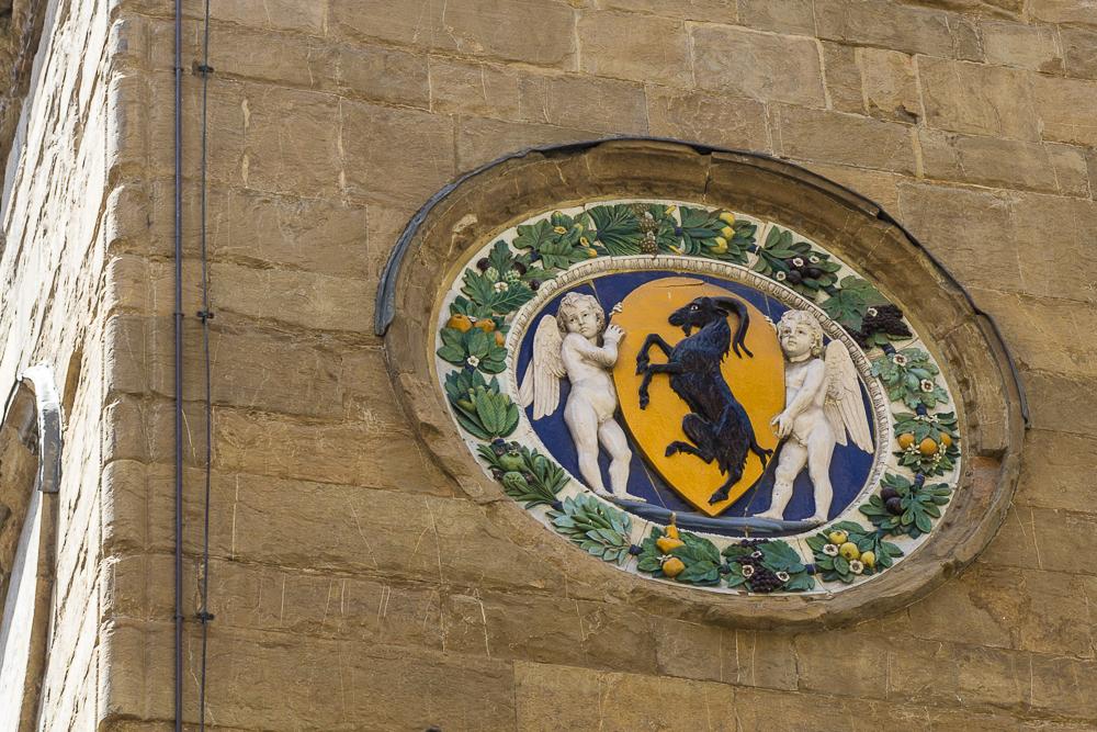 Флоренция (Firenze). Детали ©Татьяна Гладченко, 2013