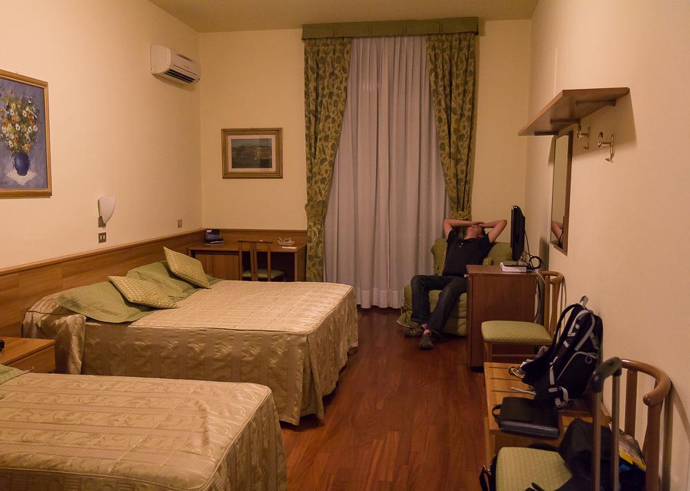 Hotel Colomba Florence, Firenze ©Татьяна Гладченко, 2013