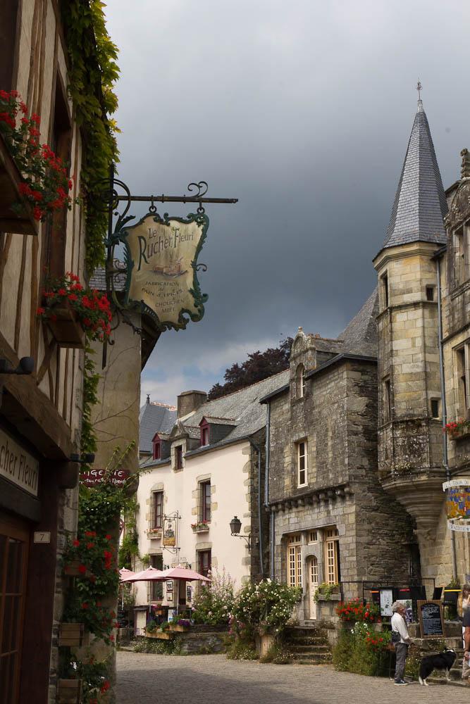 Rochefort-en-Terre ©Татьяна Гладченко, 2014