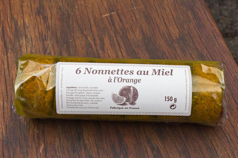 6 Nonnettes au Miel ©Татьяна Гладченко, 2014