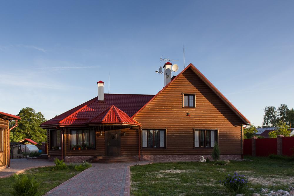 Шале Приграничное, Домачево, Белоруссия ©Татьяна Гладченко, 2014