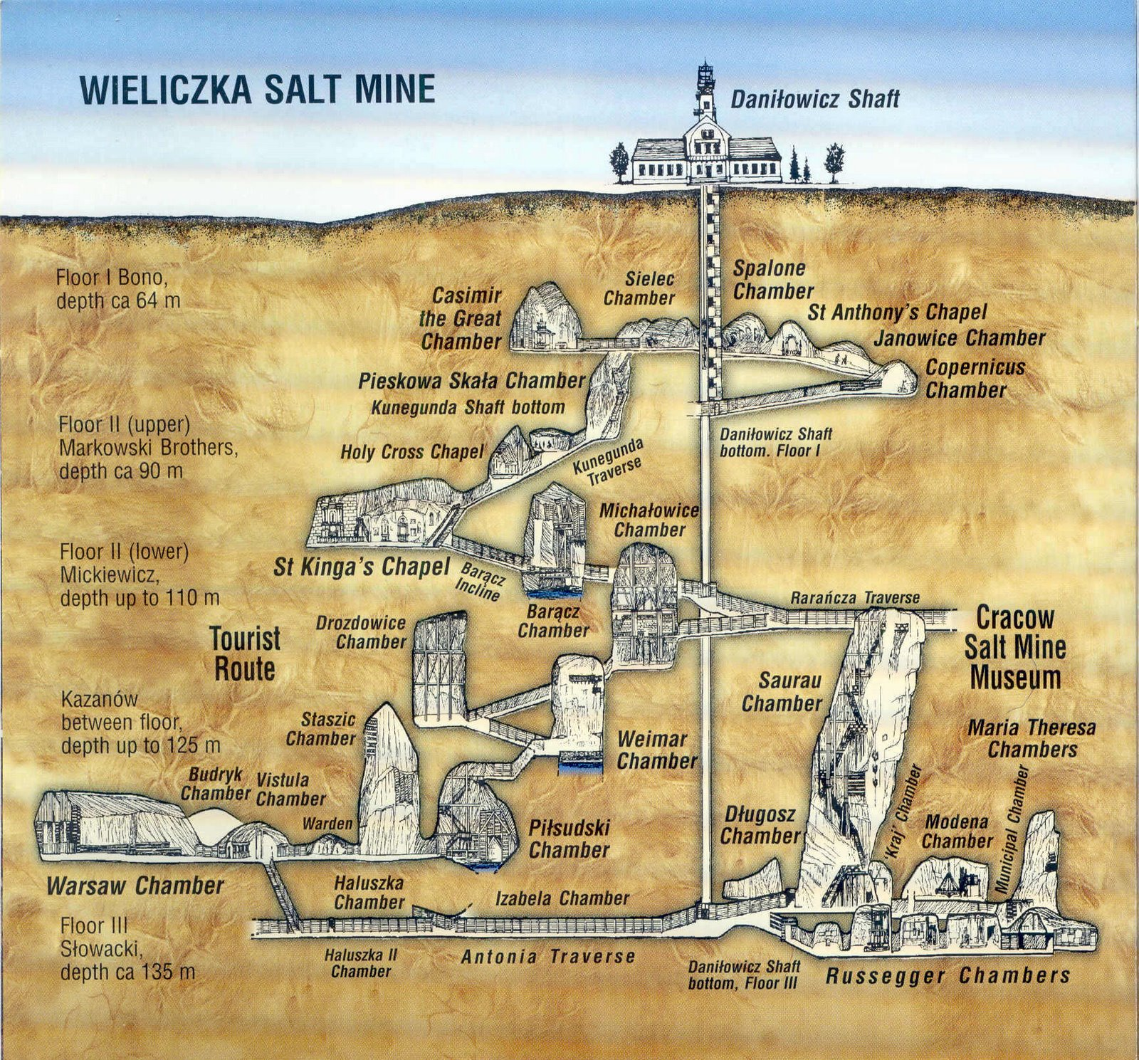 wieliczka_poland_-_map_of_the_underground_salt_mine