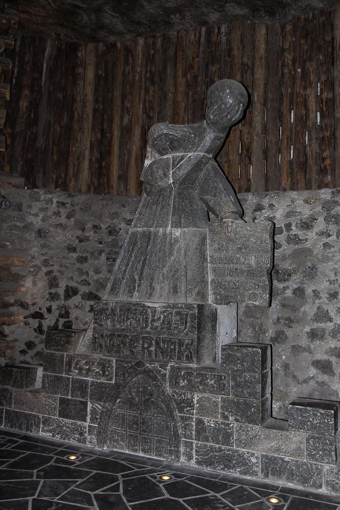 Соляная шахта в Величке ©Татьяна Гладченко, 2014