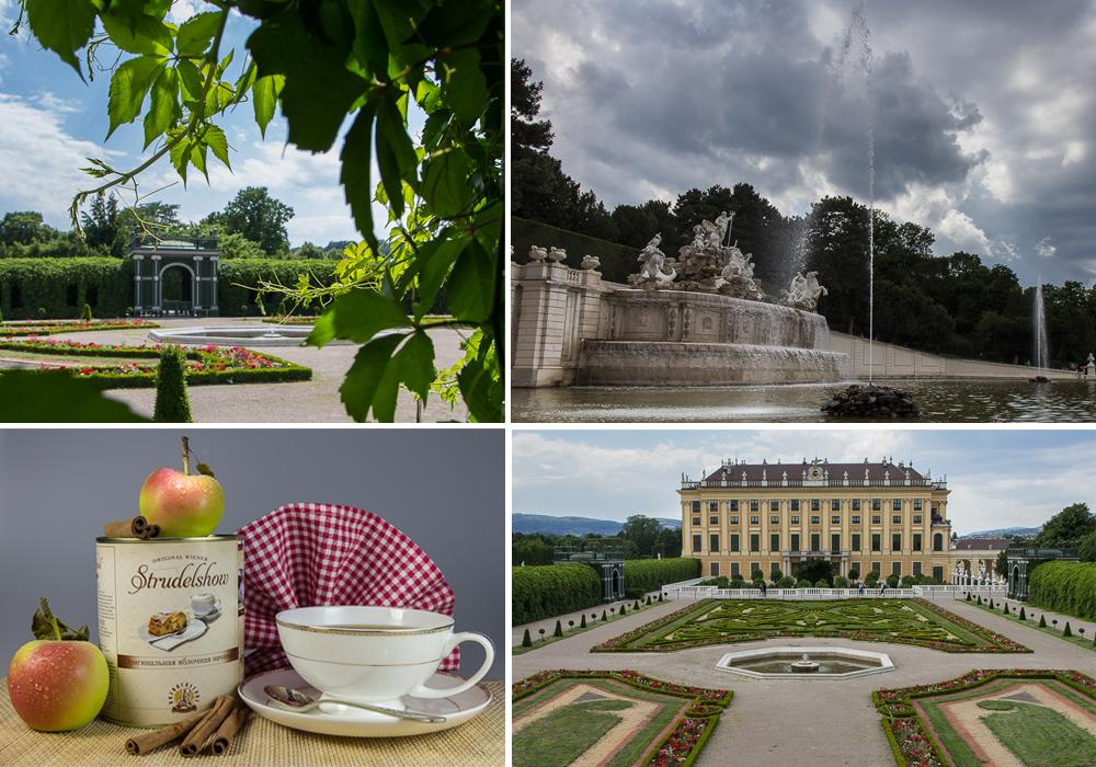 Дворец Шёнбрунн (Schloß Schönbrunn), Вена © Татьяна Гладченко, 2014