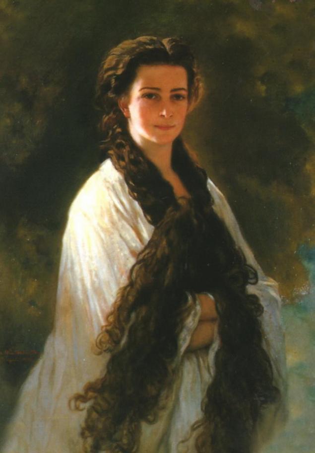 Сисси — Елизавета Баварская (императрица Австрии)