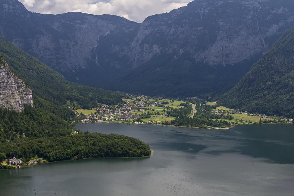 Обертраун (Obertraun), Австрия ©Татьяна Гладченко, 2014