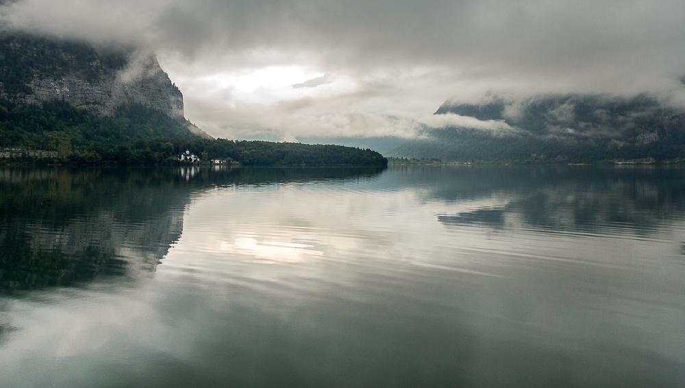 Хальштатт (Hallstatt) ©Татьяна Гладченко, 2014