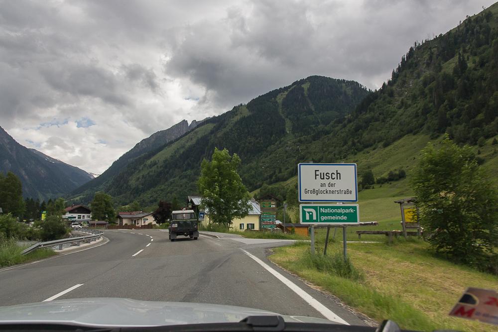 Фуш-ан-дер-Гроссглокнерштрассе (Fusch an der Großglocknerstraße), Австрия