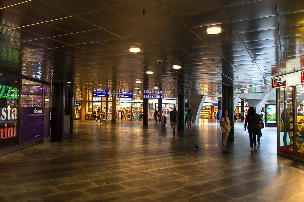 Подземный переход в Люцерне (Luzern), Швейцария ©Татьяна Гладченко, 2014