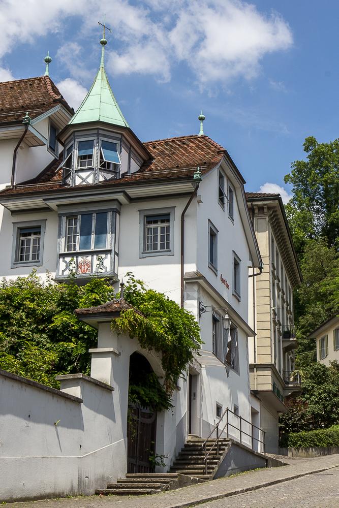 Люцерн (Luzern), Швейцария ©Татьяна Гладченко, 2014