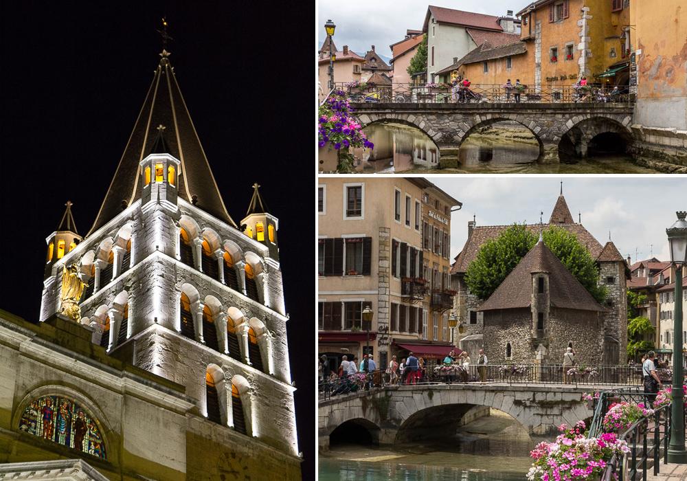 Анси (Annecy), Франция. Очаровательный тихий омут © Татьяна Гладченко, 2014