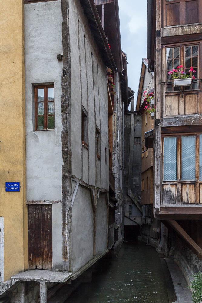 Анси (Annecy), Франция © Татьяна Гладченко, 2014