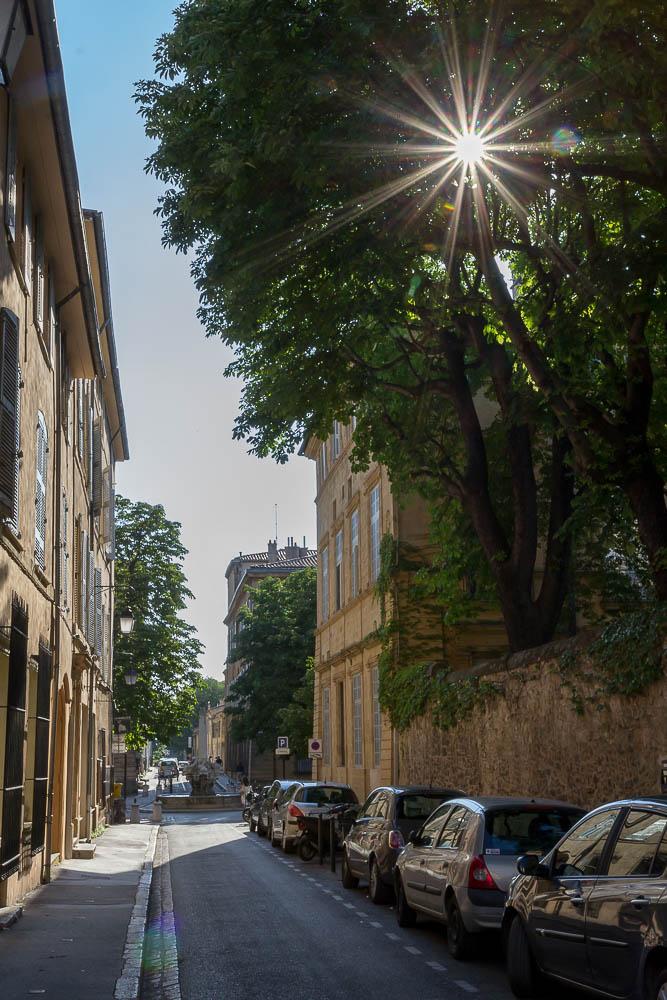 Экс-ан-Прованс (Aix-en-Provence) ©Татьяна Гладченко, 2014