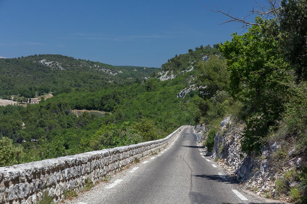 Дорога в Провансе, 2014